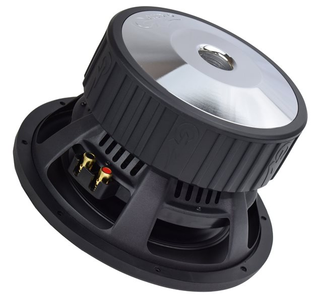 """Picture of OzV-10.25D2 - 10"""" Dual 2 Ω , 2.5"""" Coil, RMS 500 Watts-MAX 1000 Watts"""