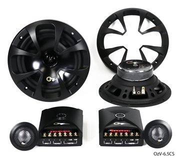 "Picture of OzV-6.5CS - 6.5"" 2-Way Component System, RMS 85 Watts-MAX 180 Watts"